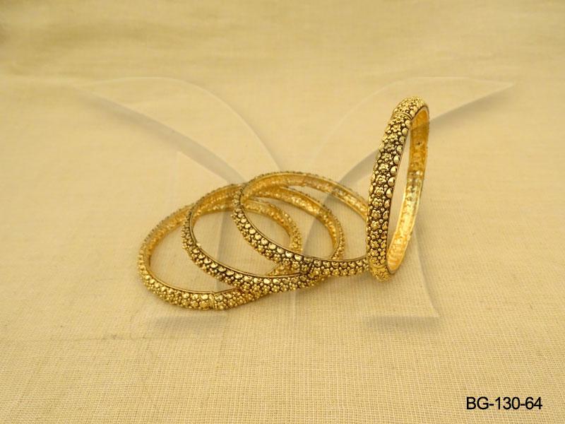 Nakshi Jewellery Bangles Polki Bangles Nakshi Design