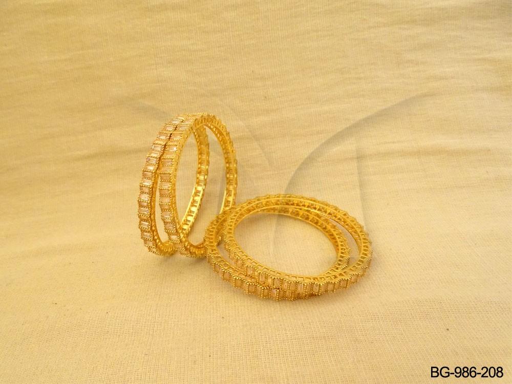 Polki jewelry Bangles